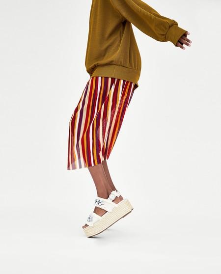 Estos son los 17 zapatos de Zara que triunfarán esta Primavera 2018