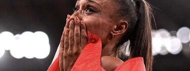 """El alegato de la atleta Ana Peleteiro en favor de la salud mental: """"Si llego a saber que la ayuda psicológica me iba a ayudar tanto habría empezado antes"""""""