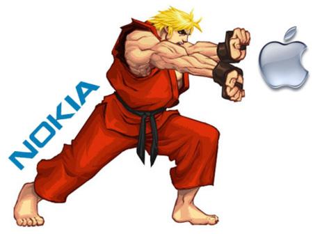 Tercer round: Nokia amplía su demanda a Apple ante la Comisión Internacional de Comercio