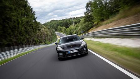 Porsche Panamera Turbo Rompe Record En Nurburgring 4