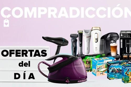 Ofertas del día en Amazon: sets de Playmobil, cafeteras Tasssimo y Saeco, cuidado personal Braun o pequeño electrodoméstico Philips a los mejores precios