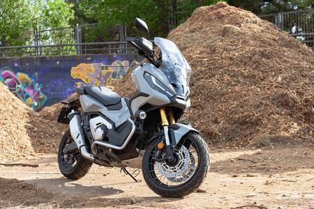 Honda X Adv 2021 Prueba 014