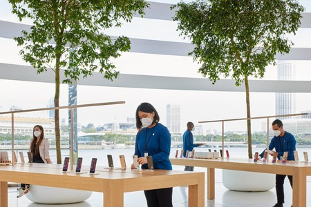 Apple Store Singapur 03