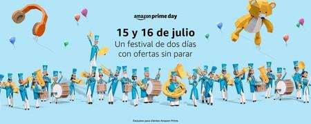 Amazon Prime Day llega el 15 y 16 de julio: promociones y descuentos de los que ya te puedes beneficiar