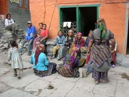 Asia Project: De Nepal a la India
