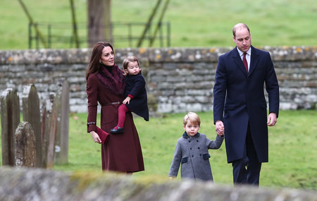 Prinicpe Jorge Cambridge Abrigo Espanol Pepa Co 2