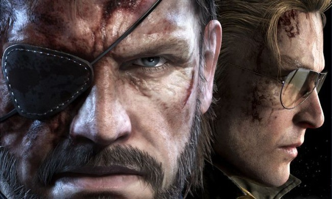 Kojima y su 'Metal Gear Solid V: Ground Zeroes' de PS4 desde una PS Vita