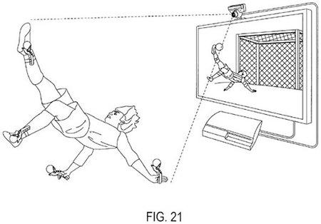 PS move Rivaldo patent