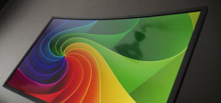 Samsung 32SE590C, análisis: gran pantalla pero poca resolución
