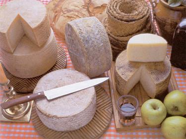 Clasificación de los quesos según el tiempo de curación