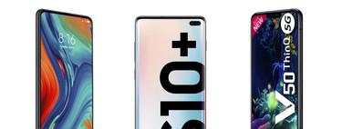 Todos los teléfonos compatibles con el 5G de Vodafone