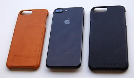 Fundas Mujjo para iPhone 7 Plus: análisis