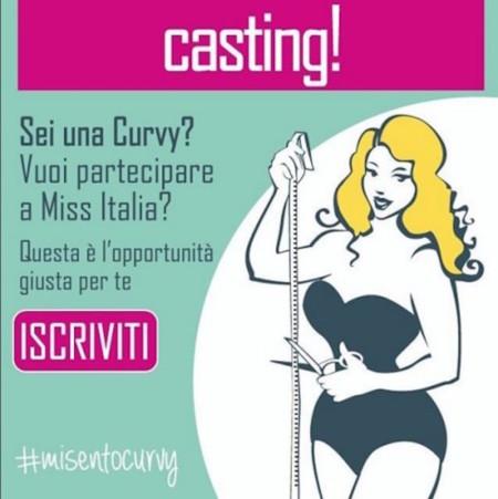Miss Italia Curvas