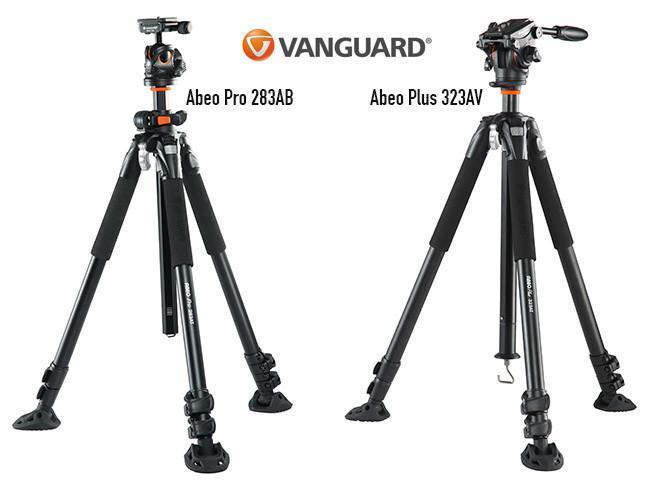 Vanguard Tripodes