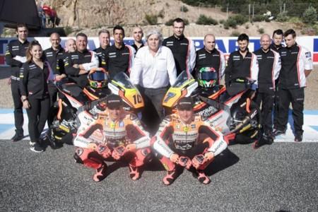 Giovanni Cuzari Forward Racing Lorenzo Baldassarri Luca Marini