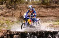 Dakar 2009: San Rafaël - Mendoza, etapa 6