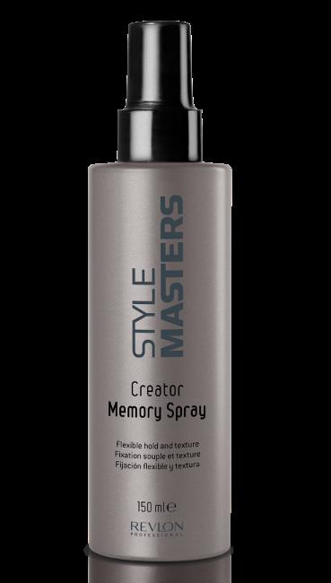 Mantén tu peinado intacto gracias al spray con efecto memoria de Revlon