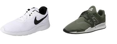 Zapatillas Adidas, Nike, Puma y New Balance por menos de 30 euros en tallas sueltas a la venta en Amazon