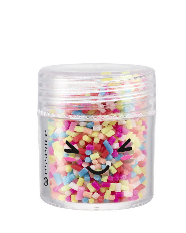 Ess Happy Kawaii 3d Nail Topping Sprinkles 01