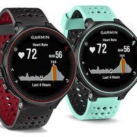 No hay excusa para no tener un reloj deportivo: el Garmin Forerunner 235 sólo cuesta 188 euros en Amazon