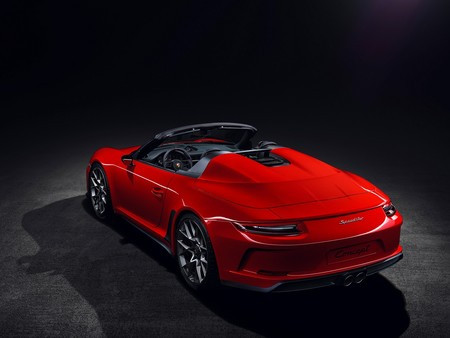 High 911 Speedster Concept 2018 Porsche Ag 1
