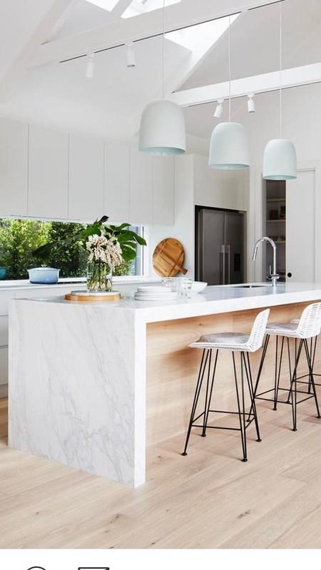 Cocinas abiertas: cómo diseñarlas