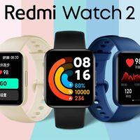 Redmi Watch 2, un reloj inteligente con alma de pulsera de actividad que incluye GPS y precio reducido
