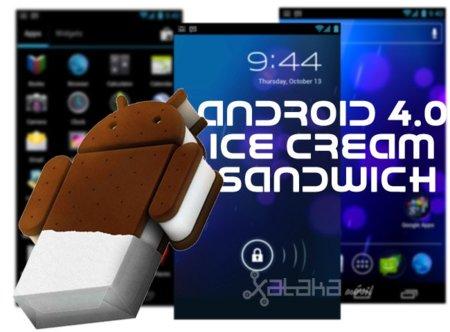 El código fuente de Android 4.0 Ice Cream Sandwich está a punto de ser liberado