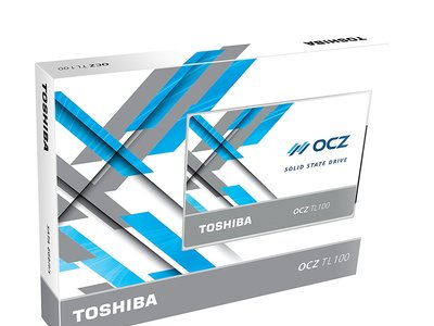 Disco duro SSD Toshiba OCZ TL100, con 240GB de capacidad, por 75,95 euros y envío gratis