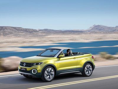 Volkswagen anuncia un futuro T-Roc descapotable: luz verde para el primer SUV cabrio de la marca