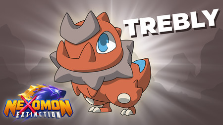 Nexomon Trebly