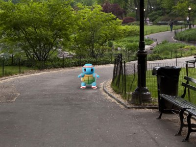 Pokémon Go ha sido lo único capaz de hacer moverse a los sedentarios de nuevo