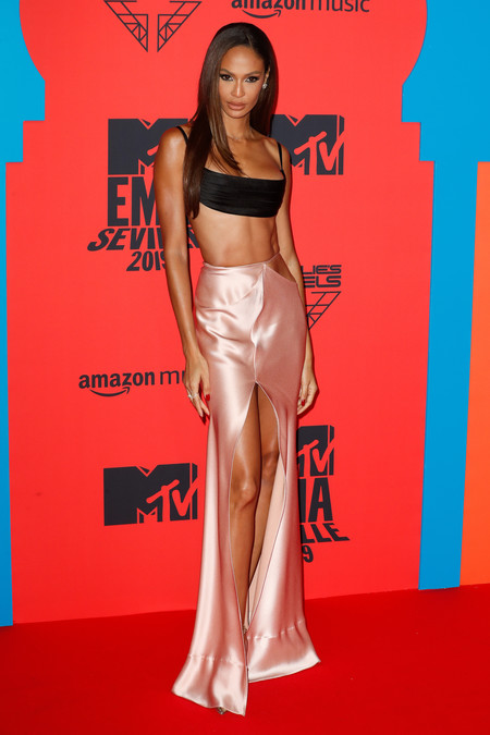 Joan Smalls Mtv Ema 2019 01