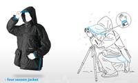 Gitzo Four Season Jacket, chaqueta para fotógrafos todo terreno