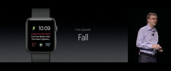watchOS 3: las novedades del reloj de Apple que pretenden hacerlo más útil