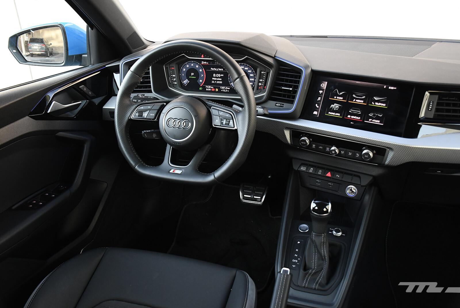 Foto de Audi A1 S-Line (prueba) (19/30)