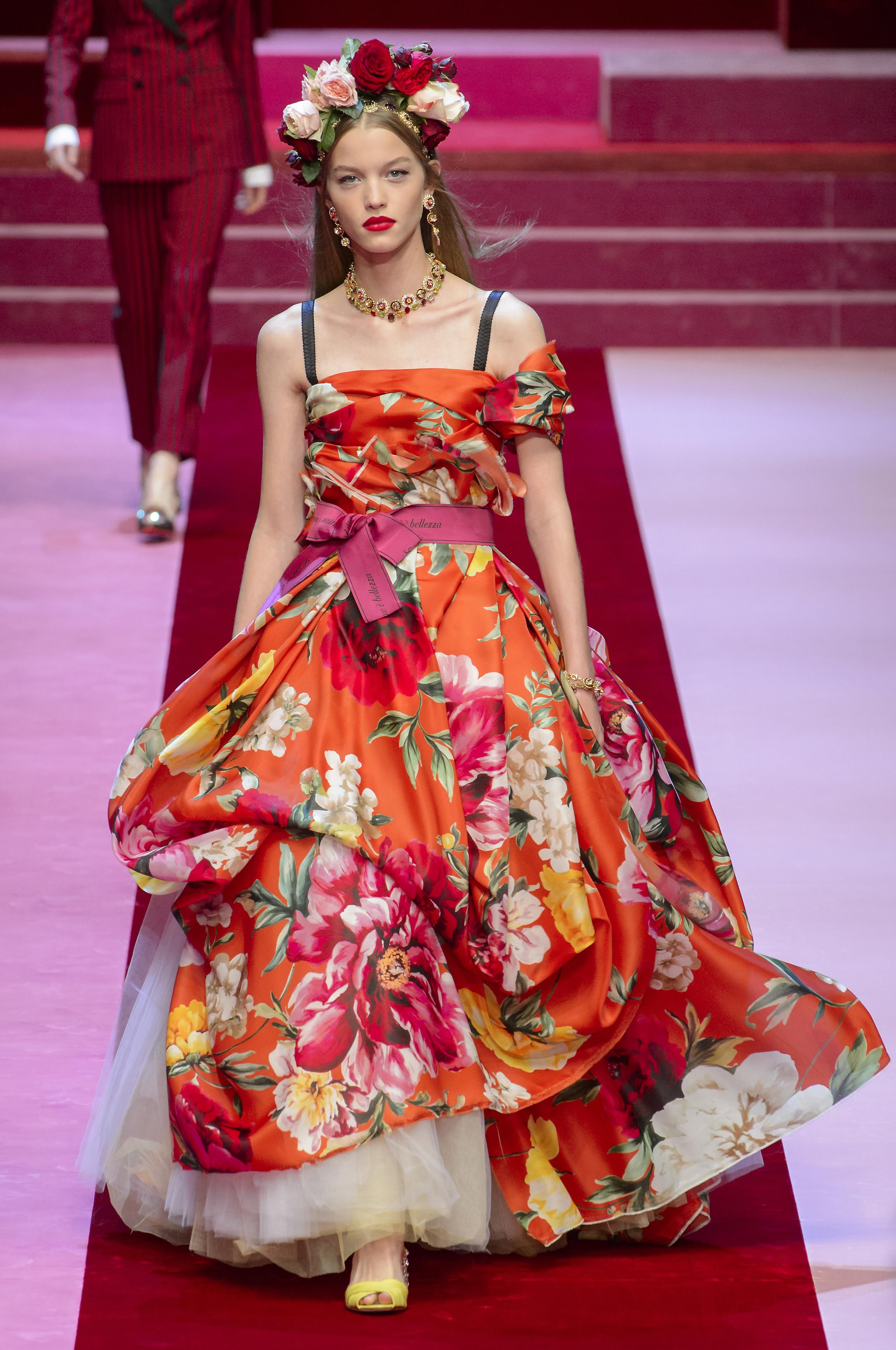 Foto de Dolce&Gabbana Primavera/Verano 2018 (50/106)
