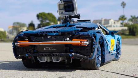 Bugatti Chiron LEGO Technic RC