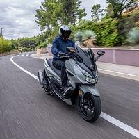 El nuevo Honda Forza 350 con el motor de 29 CV ya está a la venta por 5.950 euros