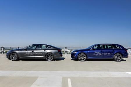 Llegan los Audi A4 Avant g-tron y A5 Sportback g-tron: 170 CV y consumos de 4 euros cada 100 kilómetros