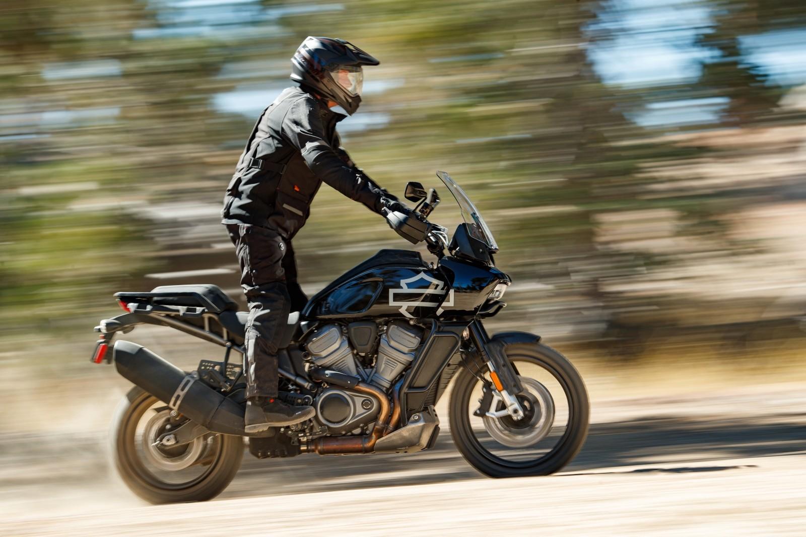 Foto de Harley-Davidson Pan America 2020 (12/15)