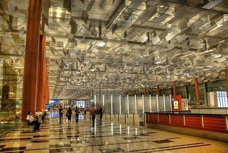 Singapur, el mejor aeropuerto del mundo segun la O.C.U.