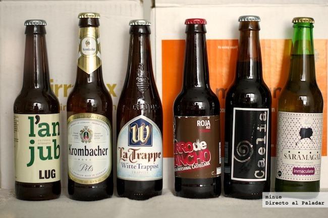 Suscripción a cervezas - cervezas