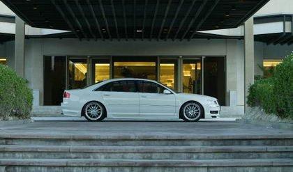 Audi A8 Kompressor