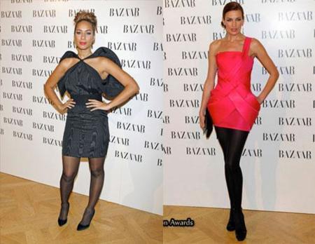 Las invitadas a la presentación de Harper's Bazaar España en Madrid