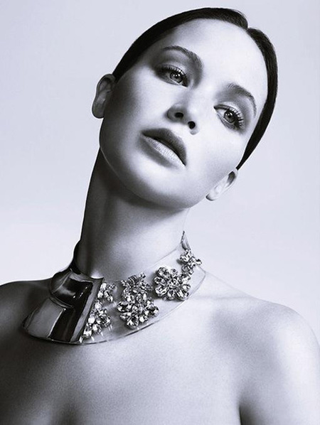 El debut de Jennifer Lawrence como Miss Dior, ¡fantástica!