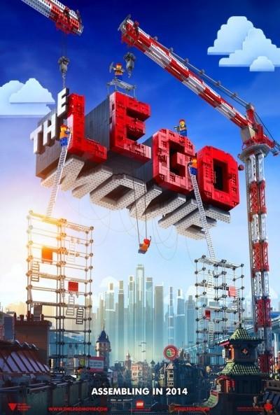 Lego, la pelicula llega a las pantallas de cine en febrero del 2014