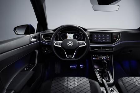 Volkswagen Polo 2021 R Line Interior
