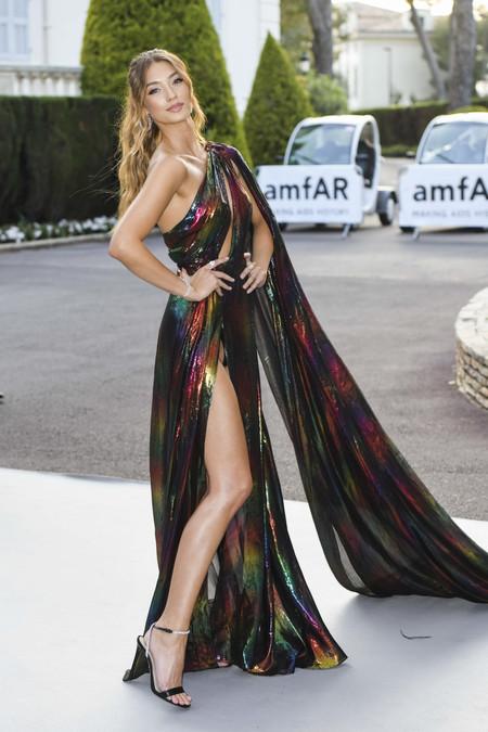 Lorena Rae gala amfar 2019