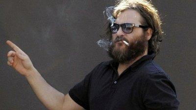 Joaquin Phoenix podría volver al cine con 'Big Shoe'